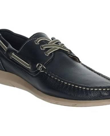 Modré topánky Baerchi