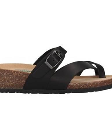 Čierne topánky Bionatura
