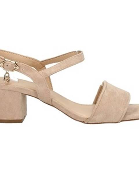 Béžové topánky Gattinoni
