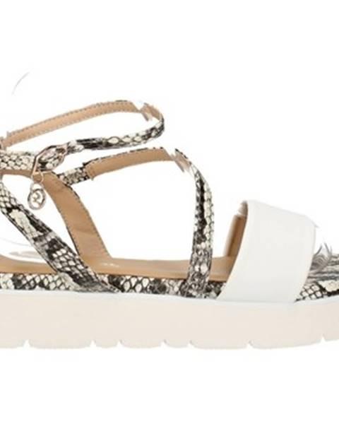 Viacfarebné topánky Gattinoni