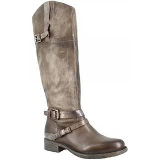 Čižmy do mesta Leonardo Shoes  555306 ACCIAIO