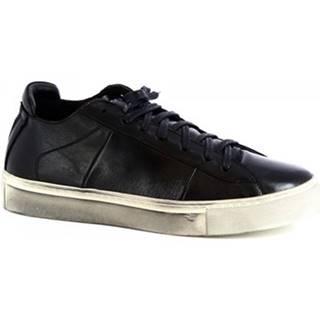 Derbie Leonardo Shoes  MARCO/3 MONTONE NERO