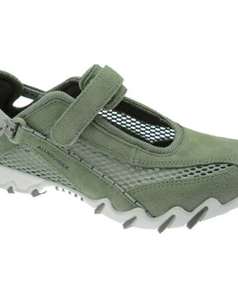 Zelené topánky Allrounder by Mephisto