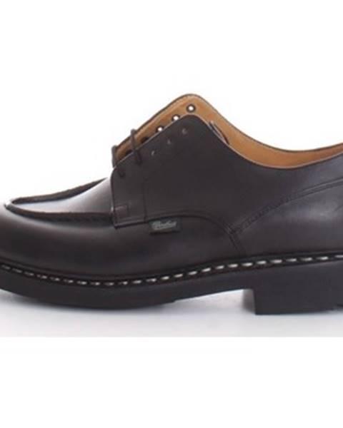Čierne topánky Paraboot