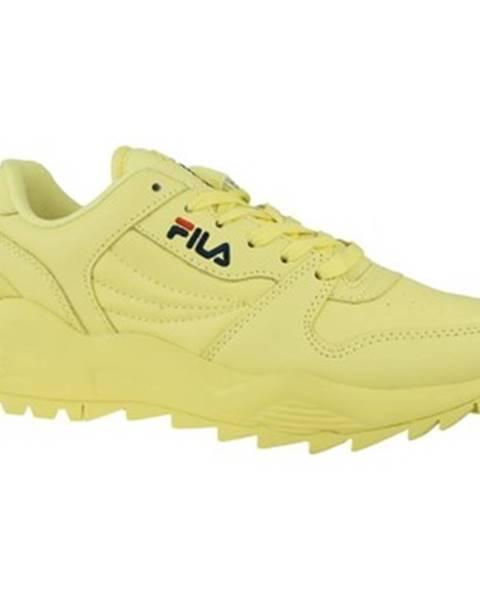Žlté tenisky Fila