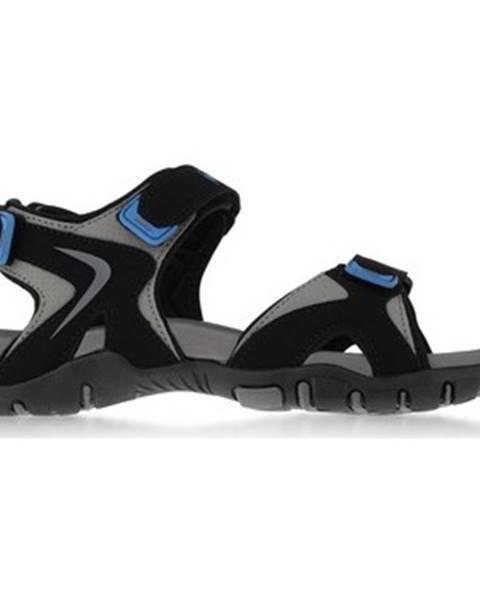 Viacfarebné športové sandále Monotox