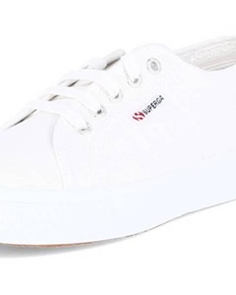 Biele tenisky Superga