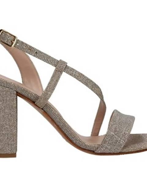 Béžové topánky L'amour