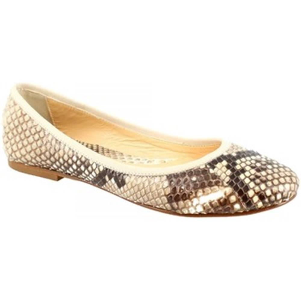 Leonardo Shoes Balerínky/Babies  CAROLINA PITONE ROCCIA