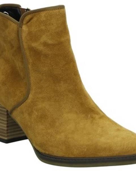 Viacfarebné topánky Gabor