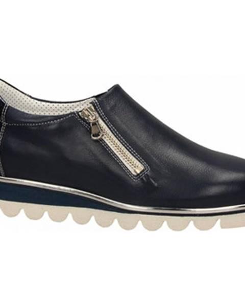 Modré topánky Le Pepé
