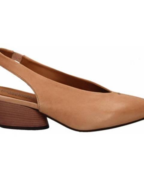 Hnedé topánky Mat:20