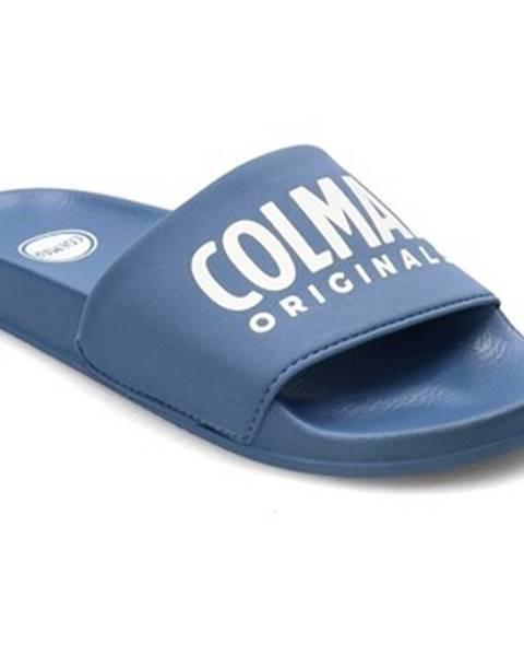 Modré topánky Colmar