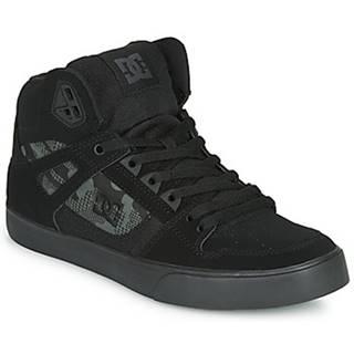 Členkové tenisky DC Shoes  PURE HT WC M SHOE BCM