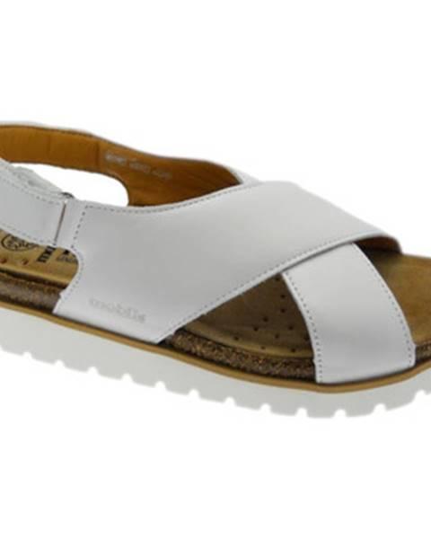 Biele topánky Mephisto