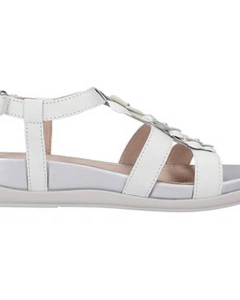 Biele topánky Stonefly