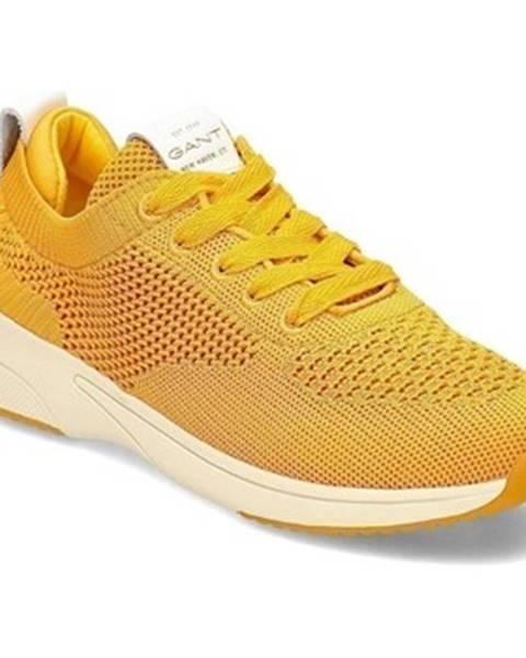 Žlté tenisky GANT