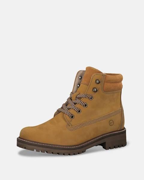 Hnedé topánky Tamaris