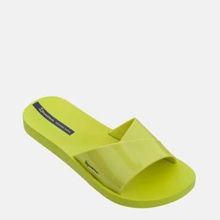 Žlté dámske šľapky Ipanema