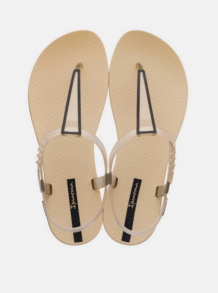 Ipanema Béžové dámske sandále Ipanema