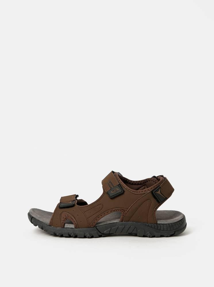 loap Hnedé pánske sandále LOAP Notes
