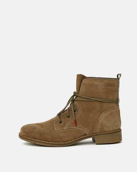 Béžové topánky S.Oliver