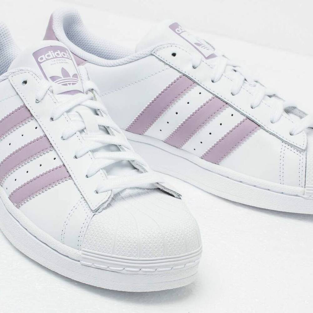 adidas Originals adidas Superstar W Ftw White/ Sofvis/ Core Black