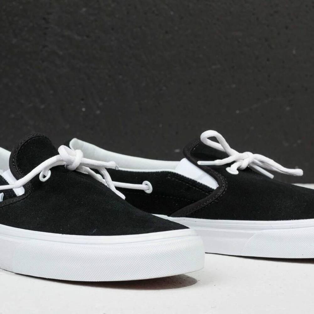 Vans Vans Lacey 72 (Suede) Leather Lace/ Black