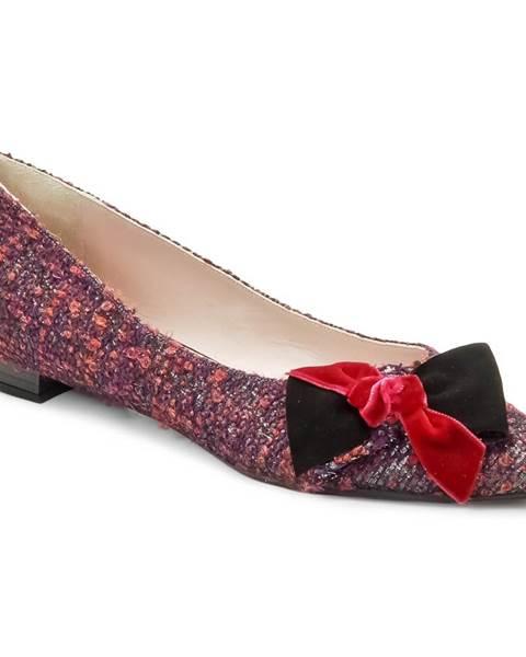 Ružové balerínky Magrit