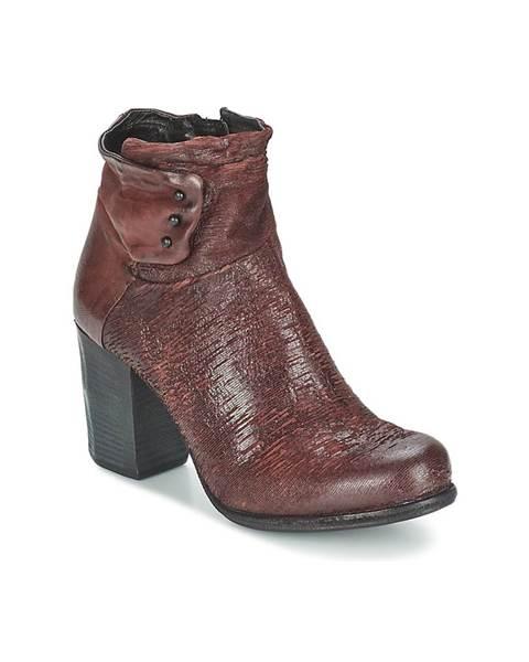 Červené topánky Airstep / A.S.98