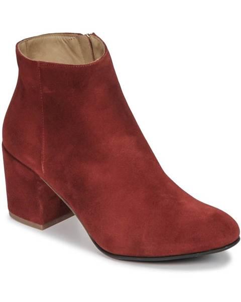 Červené topánky Emma Go