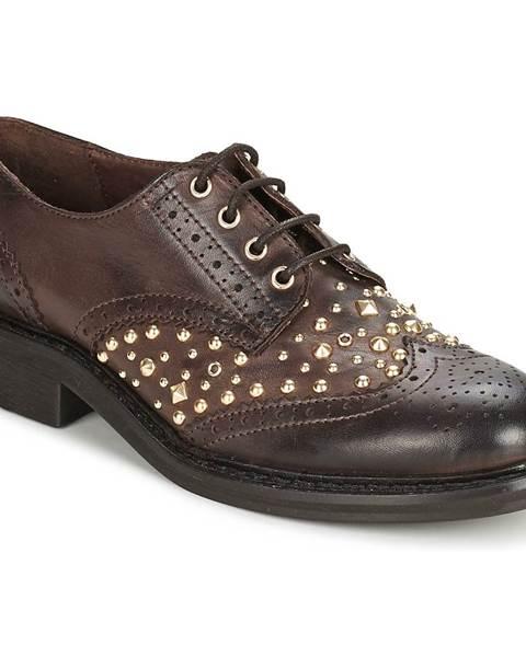Hnedé topánky Koah
