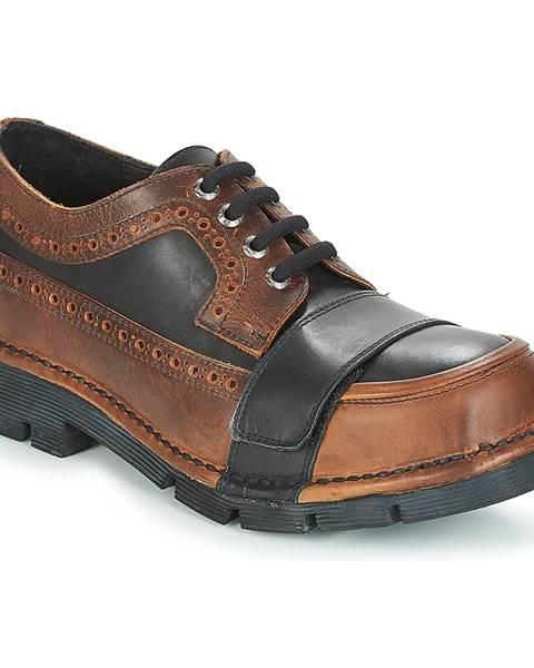 Hnedé topánky New Rock