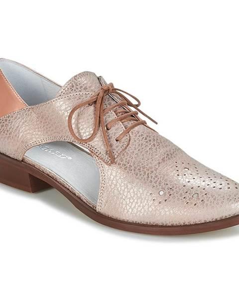 Ružové topánky Regard