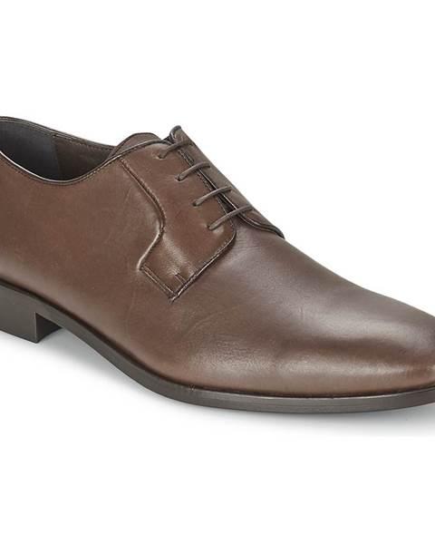 Hnedé topánky So Size