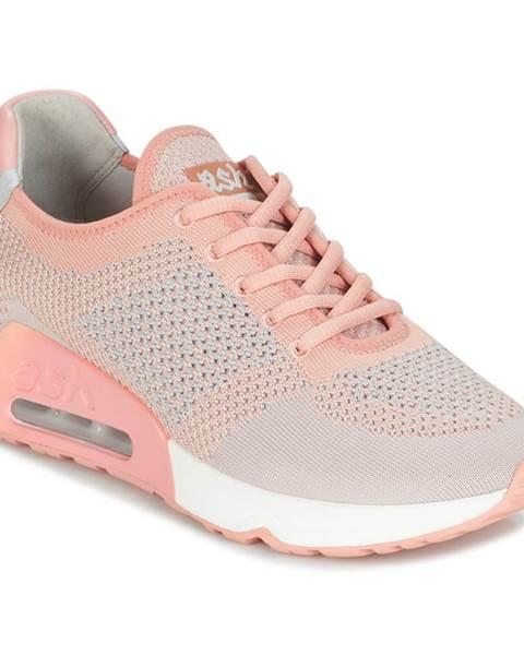 Ružové tenisky Ash