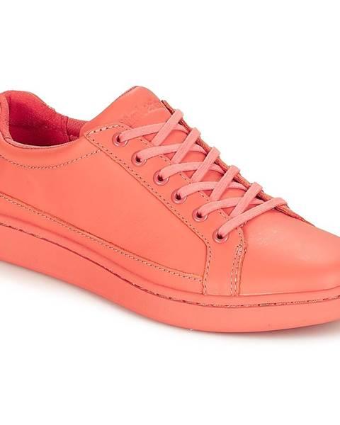 Oranžové tenisky Timberland