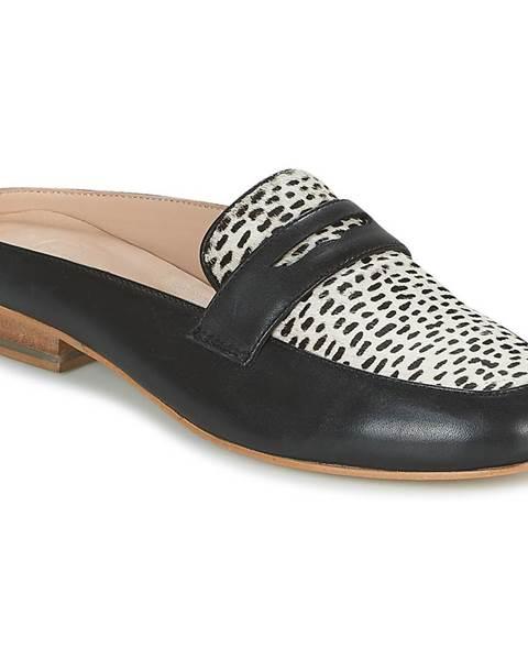 Čierne topánky Maruti
