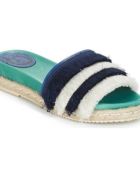 Modré topánky Miss L'Fire