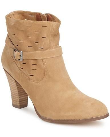 Béžové topánky One Step