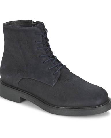 Modré polokozačky Shoe Biz