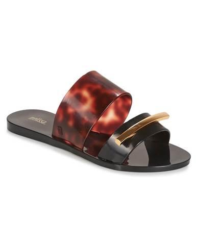 Hnedé topánky Melissa