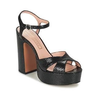Sandále Marc Jacobs  LUST PLATFORM