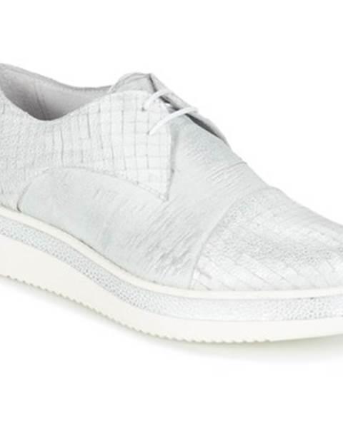 Biele topánky Sweet Lemon