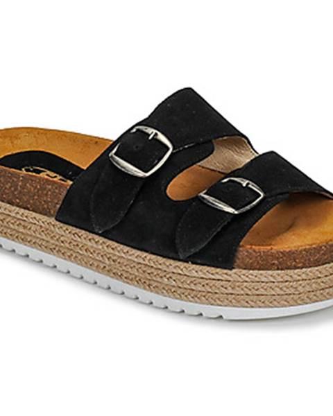 Čierne topánky So Size