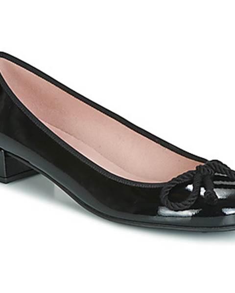 Čierne lodičky Pretty Ballerinas
