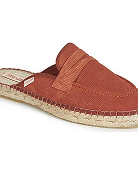 Hnedé topánky Pare Gabia