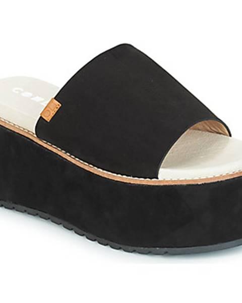 Čierne topánky Coolway