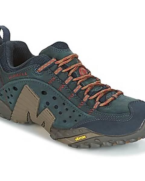 Zelené topánky Merrell