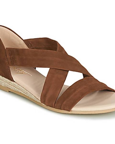 Hnedé sandále Betty London